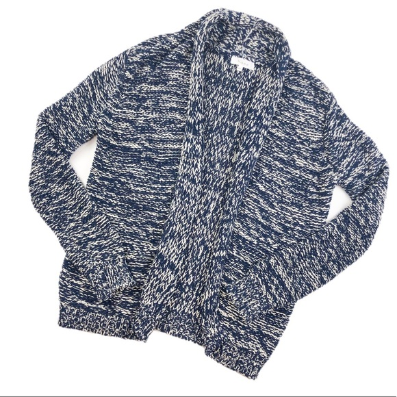 a7c4dc493ad Anthropologie Sweaters - Anthropologie H.One Thick Knit Cardigan Sweater XS